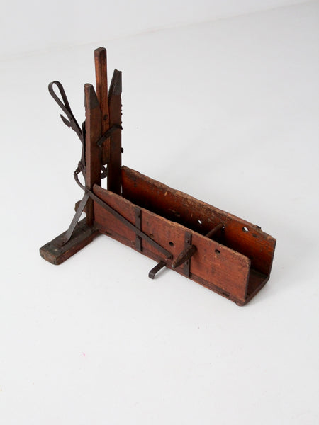 antique carpentry tool