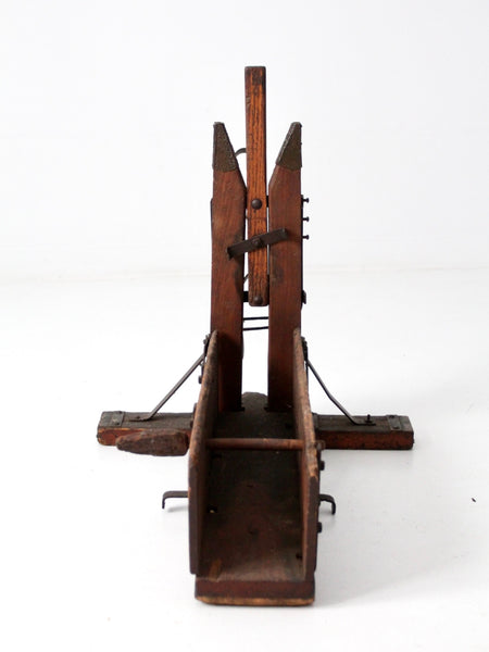 antique woodworking tool