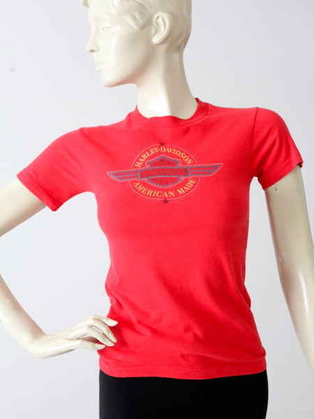 vintage Harley Davidson Charleston South Carolina t-shirt