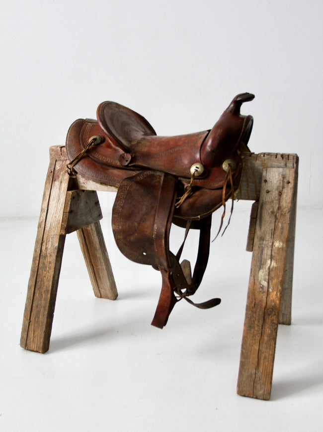 old Simco saddle