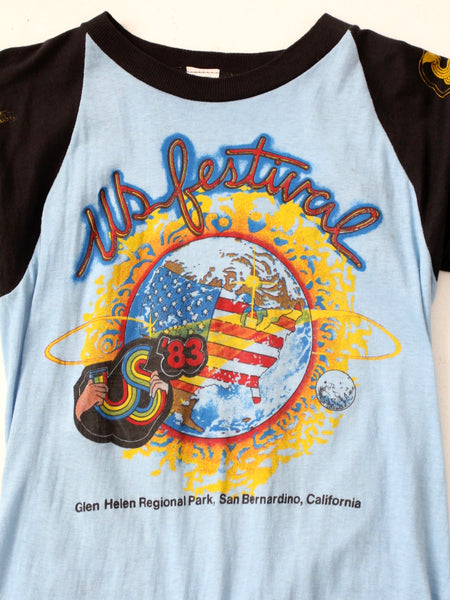 1983 US Festival graphic tee