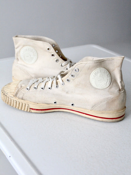 1950s basketball shoes