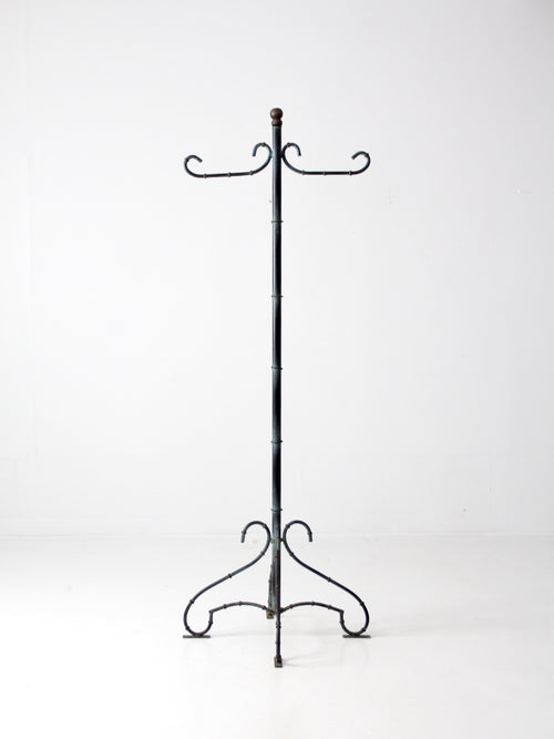 Vintage Metal Coat Rack
