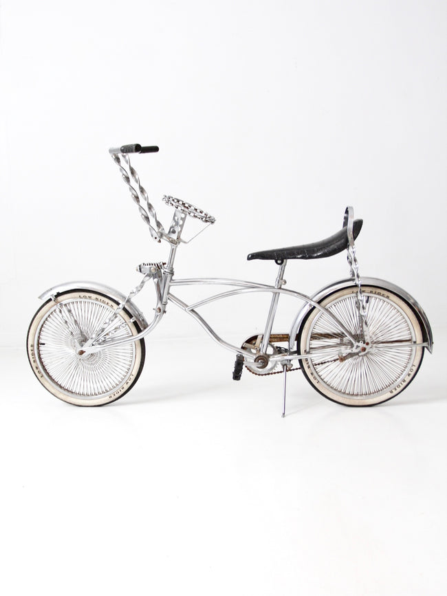 vintage Lowrider bicycle