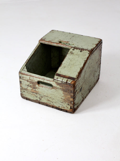 primitive trug box