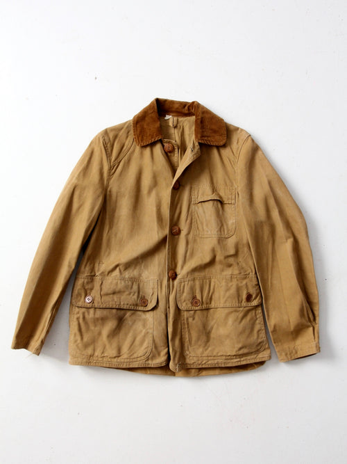 vintage Hettrick Mfg Co American Field jacket