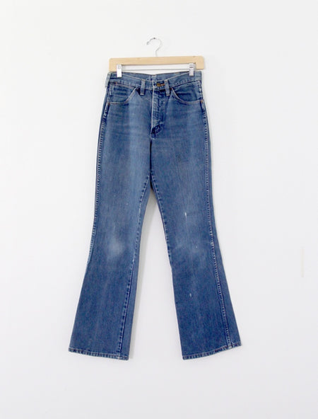 vintage Levi's high waist stretch denim jeans, 30 x 33