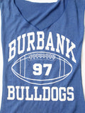 vintage Burbank Bulldogs tank top