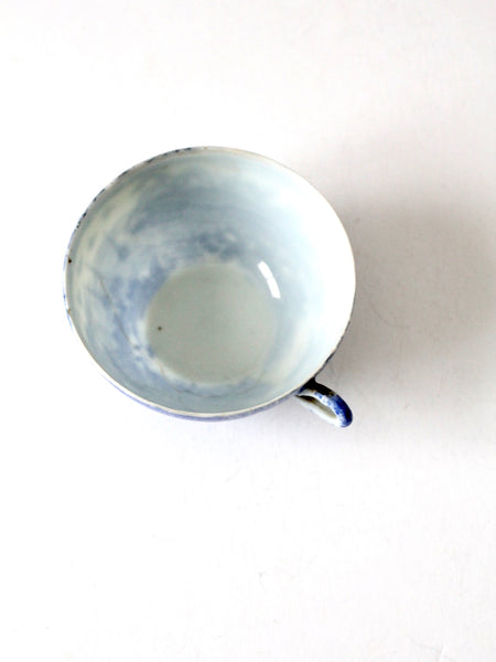 antique porcelain tea cup