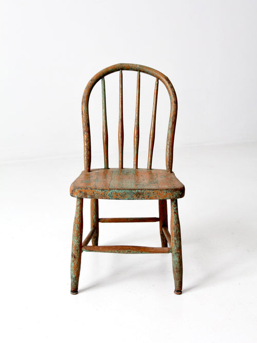 vintage children's chair