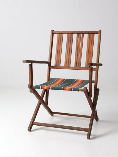mid-century patio chair