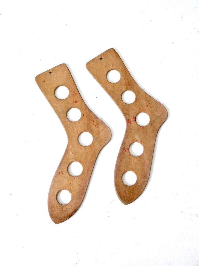 antique stocking stretchers