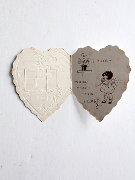 Carrington Co Valentine's Day card circa 1920s