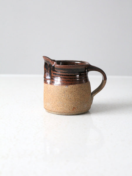 Alex Majeski studio pottery pitcher