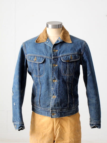 vintage Lee Storm Rider denim jacket