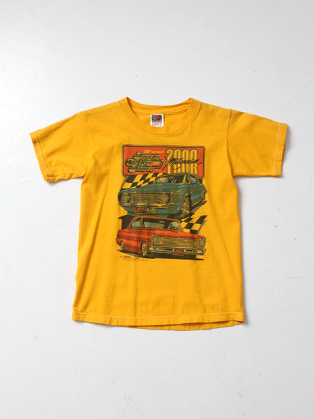 vintage Super Chevy Show graphic tee