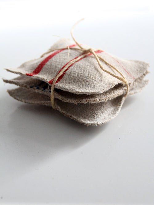 Lavender sachet set of 3