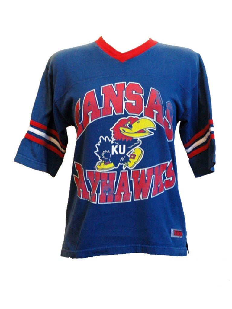 If Only My Alma Mater Was Ku Tshirt Tuesday 86 Vintage