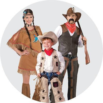 Cowboys & Amérindiens