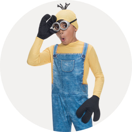 Costumes Halloween Les Minions