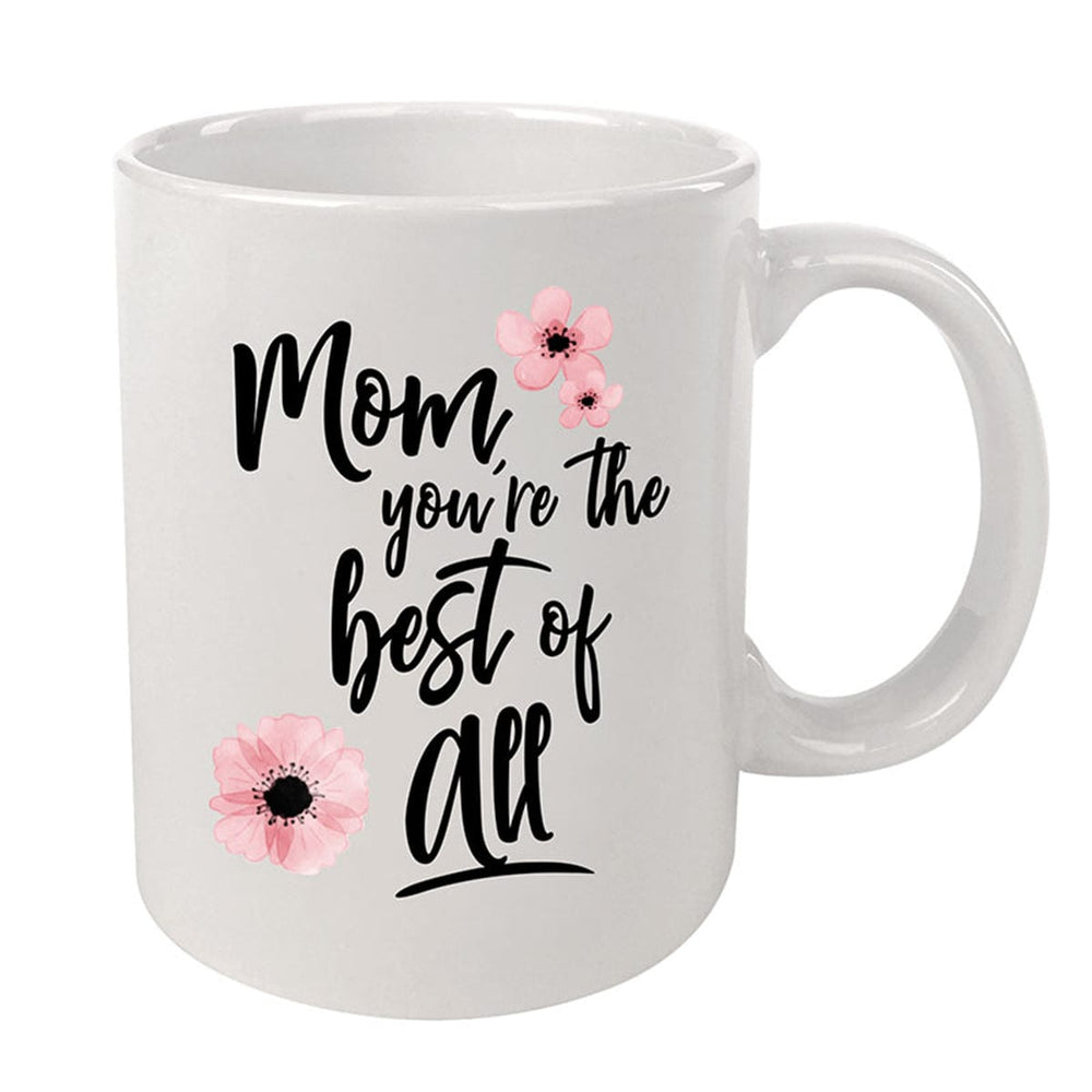 Tasse - Mom The Best Of All