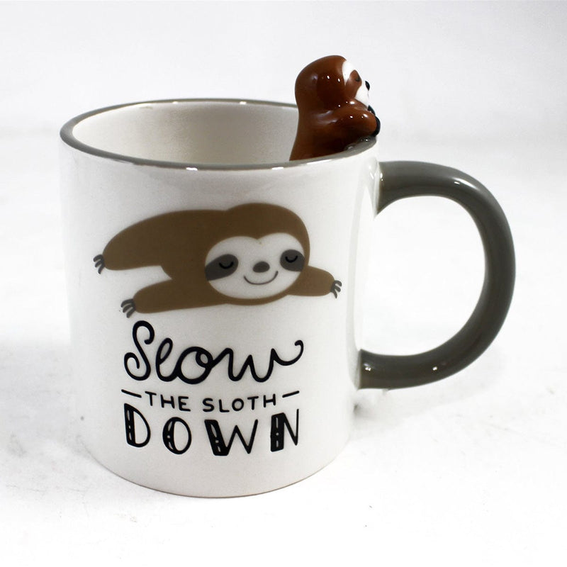 Tasse - Slow The Sloth Down