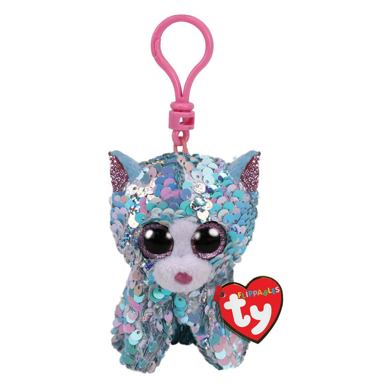 Beanie Boo Paillettes - Whimsy Avec Pince