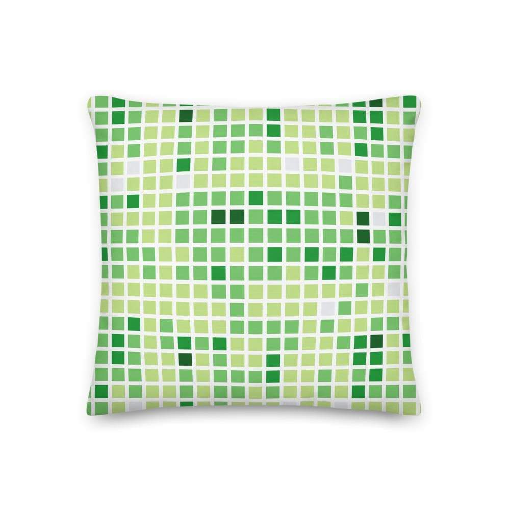 Contribution Chart Pillow