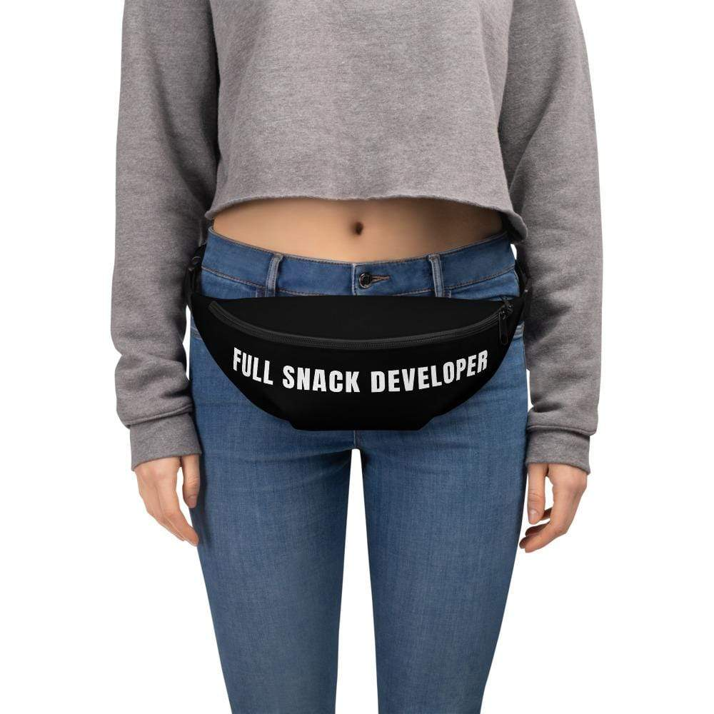 Full Snack Developer Fanny Pack