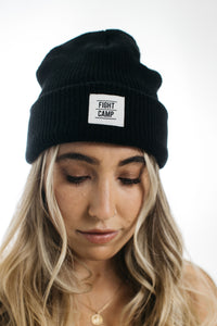 Limited-Edition FightCamp Warm Up Beanie