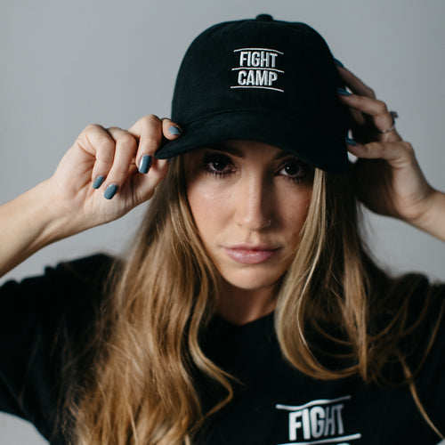 FightCamp Cap - Black