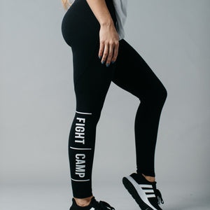 FightCamp x Lorna Jane - Women's Full Length Tights