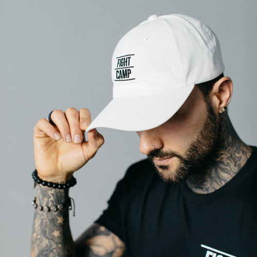 FightCamp Cap - White