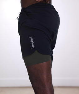 Limited-Edition FightCamp X BYLT Apparel Active Shorts