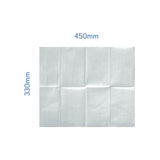 3-Ply(2-Ply Tissue+Poly) Bibs, 500pcs