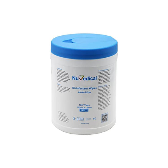 Disinfectant Wipes, Alocohol Free,120pcs x 12bottles/case, almost $4.90 per bottle, 991919