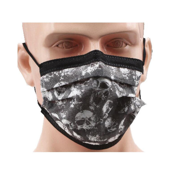 Skull Medical Mask, 992275, Level 2, 50pcs/box