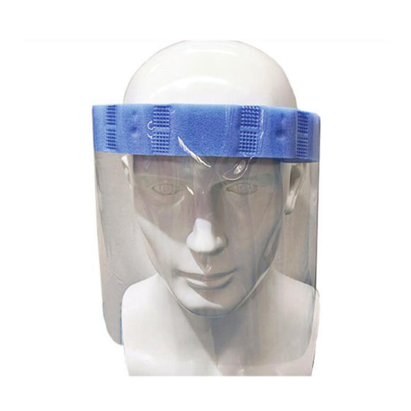 Face Shield Type A, 190mm L 24pcs/box, almost $1.08 per piece, 992372