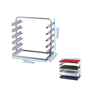 Standard Aluminium Tray Holder