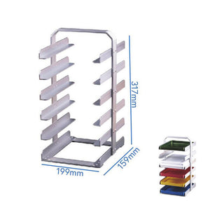Mini Aluminium Tray Holder, 992546