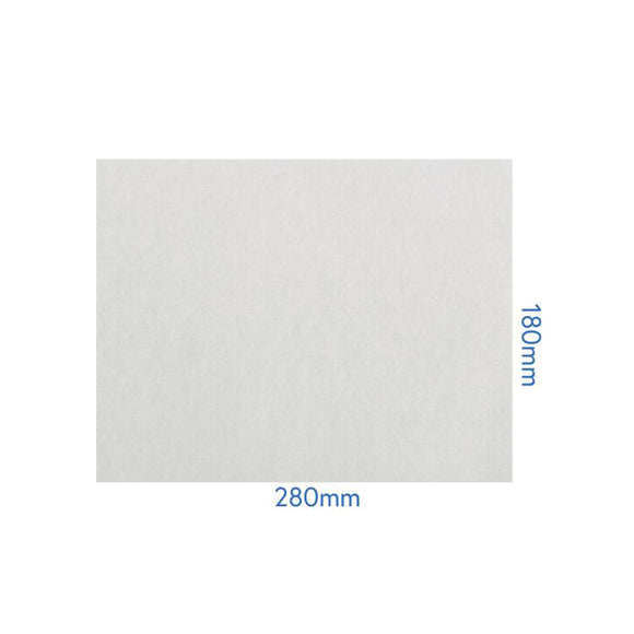 Disposable Tray Liners Standard(Paper+Poly), 992557
