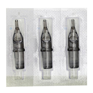 Sterile Needle Cartridge, Bugpin Curved Mag Shaders, 0.25mm, 997127-997131