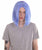 Men's Anime Chin Length Center Part - Adult Halloween Wigs | HPO