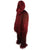 Wookie Starwars Burgundy Costume