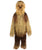 Chewbacca Wookie Light brown Costume