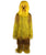 Chewbacca Wookie Yellow Costume
