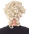 Barrister British Lawyer Wig Back View