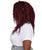 Long Burgundy Dreadlock Wig | Dramatical Cosplay Halloween Wig | HPO