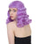 Women's Pastel Shoulder Length 40's Curls with Bangs - Adult Fashion Wig | Nunique