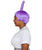 Teletubbies Tinky Winky Wig | Purple Sexy Cosplay Party Halloween Wig | HPO